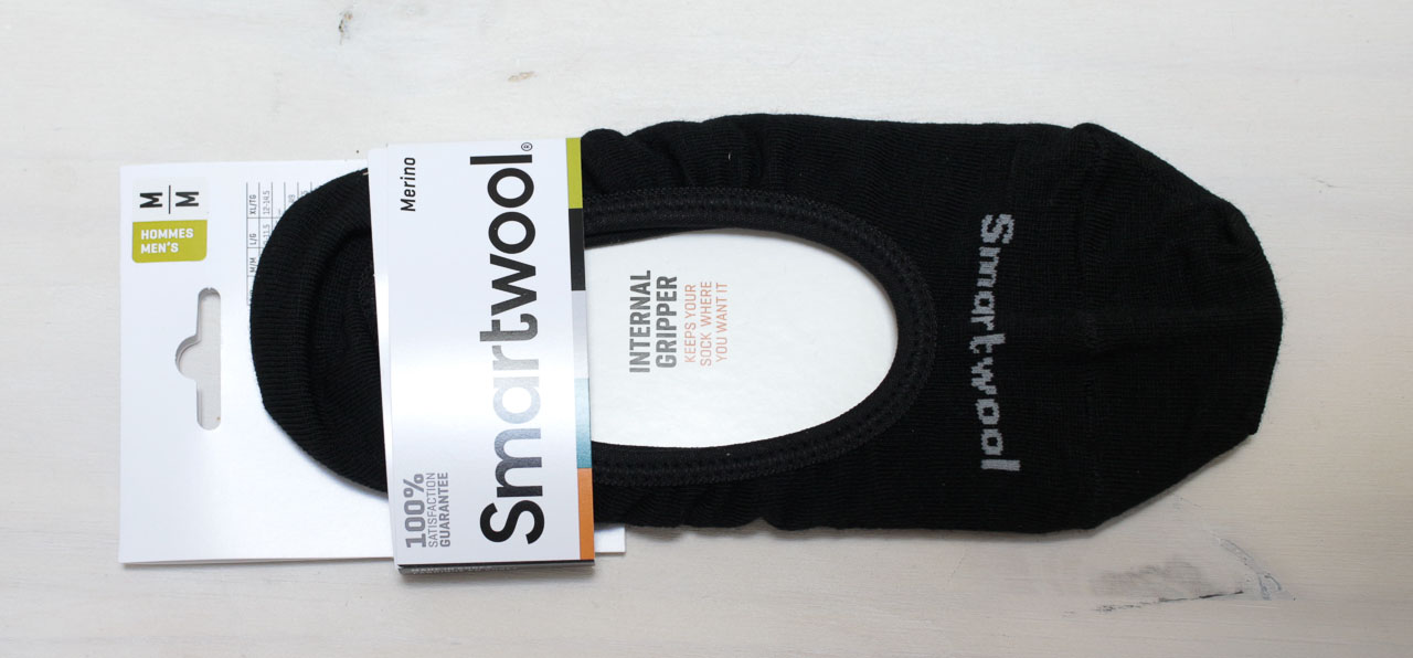 smartwool no show socks in package