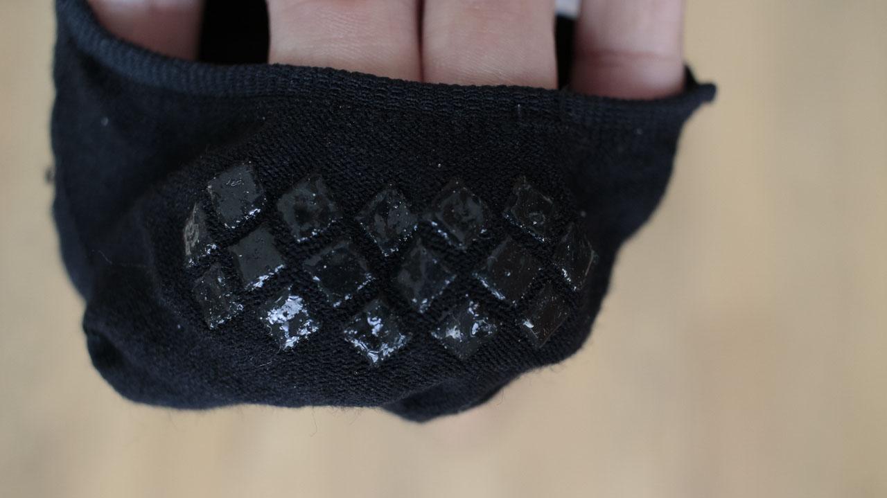heel grip of falke no show socks