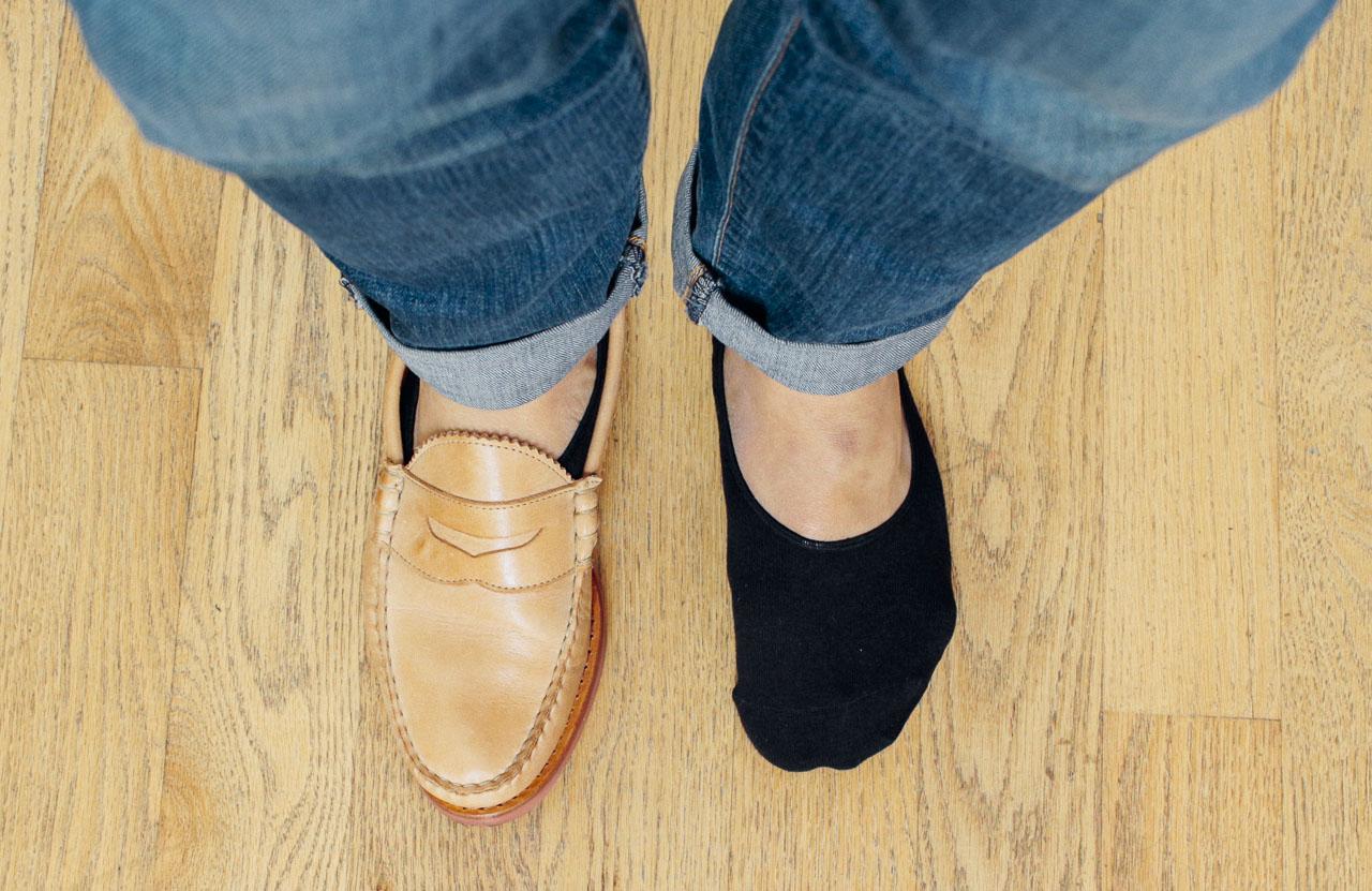 versatility - best no show socks for men - effortlessgent