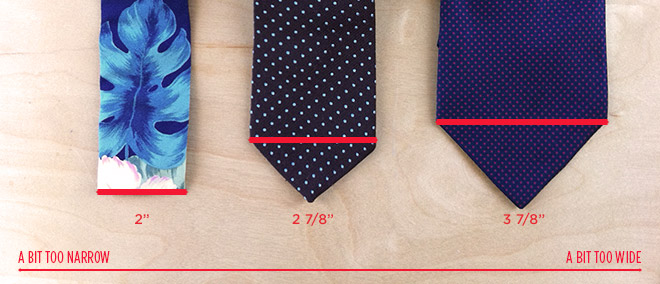 Are skinny ties out of style? : malefashionadvice