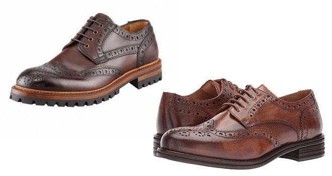 "brogue Six Affordable Alternatives to ""Definitive"" Shoes"