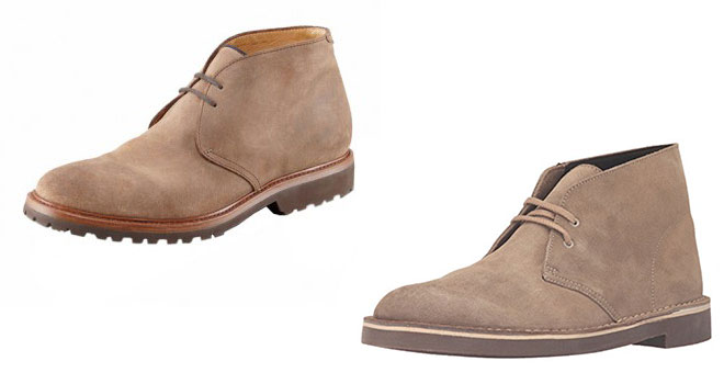 "chukka Six Affordable Alternatives to ""Definitive"" Shoes"