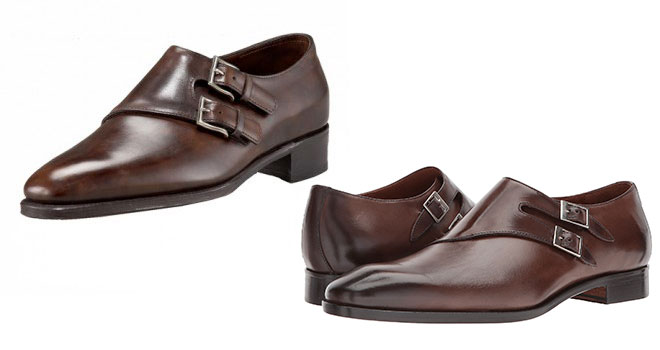 "double monkstrap Six Affordable Alternatives to ""Definitive"" Shoes"