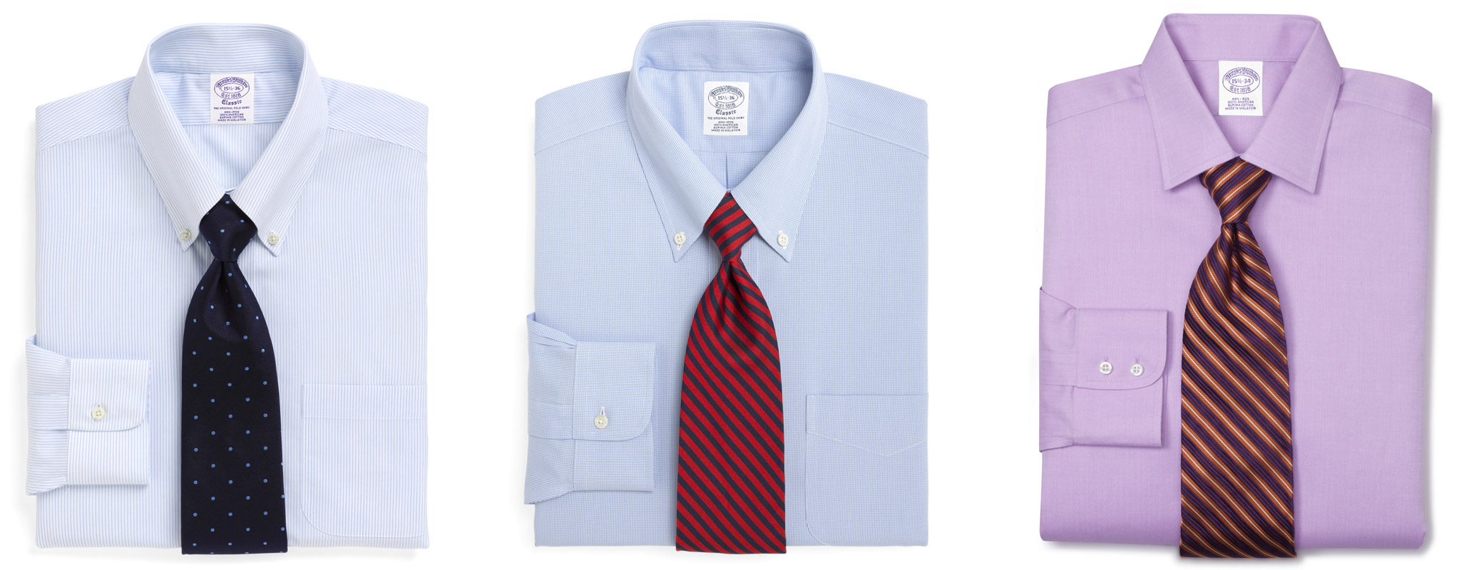 42ad91b9c7 How to Match Your Shirt And Tie: Mixing And Matching Patterns