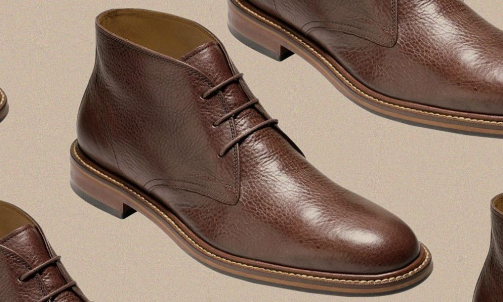 five ways to wear the chukka boot