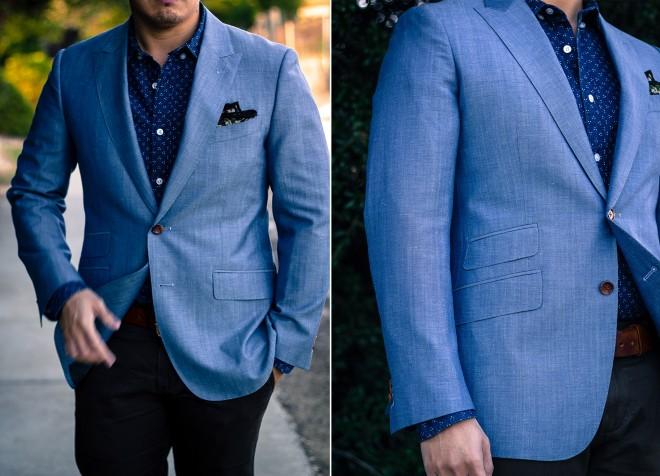 BL Linen Sport Coat