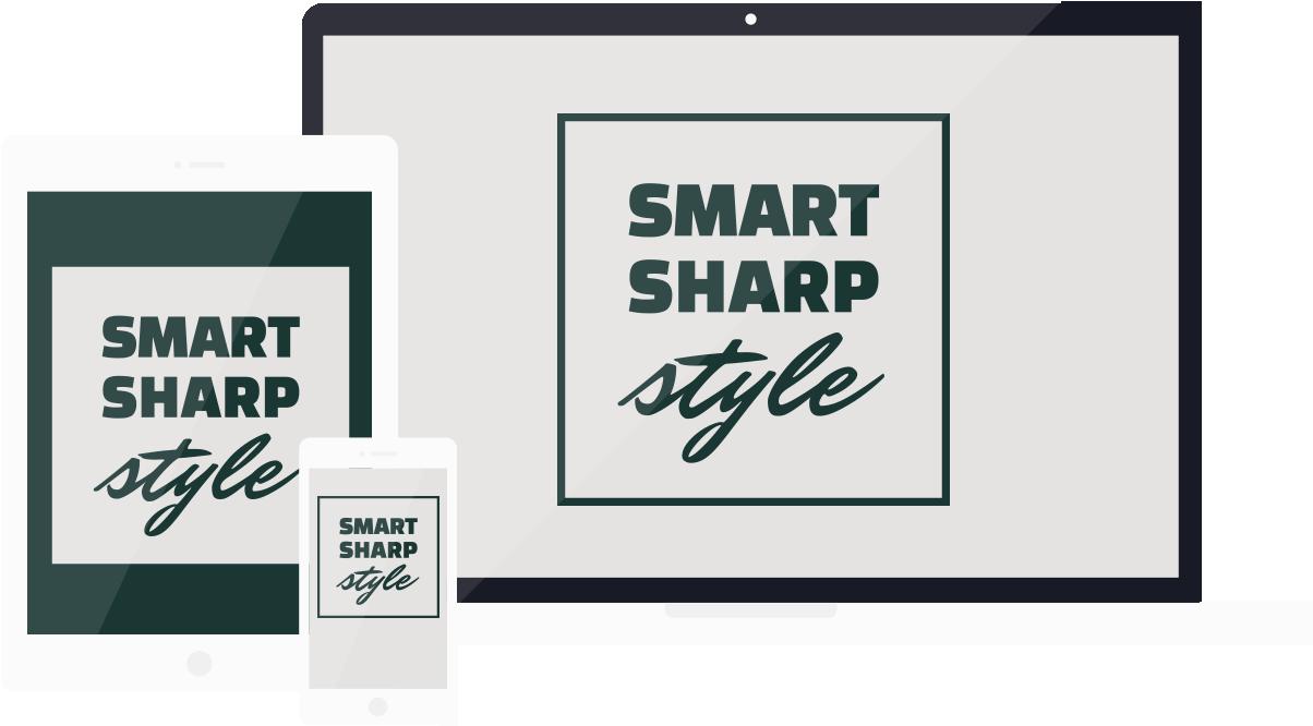 smart sharp style