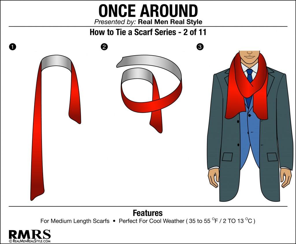 Once Around - realmenrealstyle.com