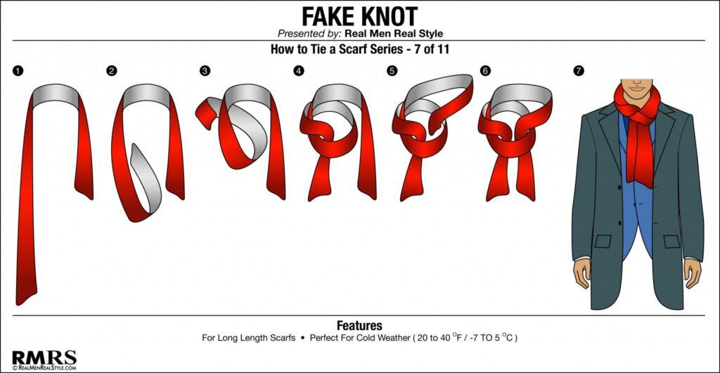 Fake Knot - realmenrealstyle.com
