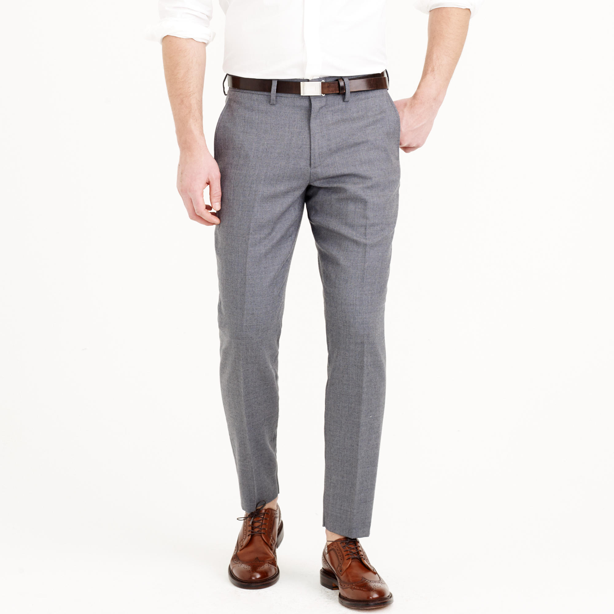Unique Grey Sweater Brown Pants White Shoes  Style  Pinterest