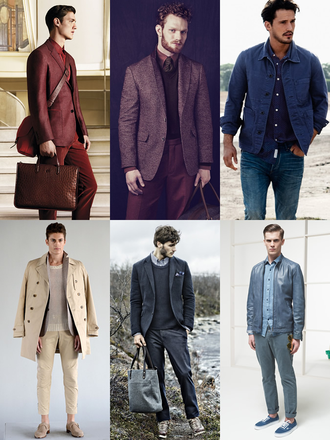 fe9e1405ec5 How To Match Clothes  Quick And Easy Color Combos • Effortless Gent