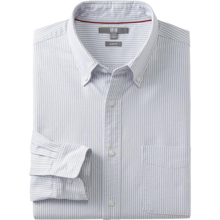 Uniqlo Oxford Shirts
