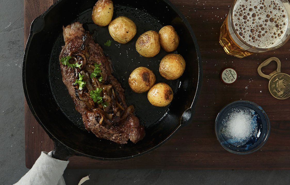 How to Boost Your Cooking Game in 4 Simple Steps