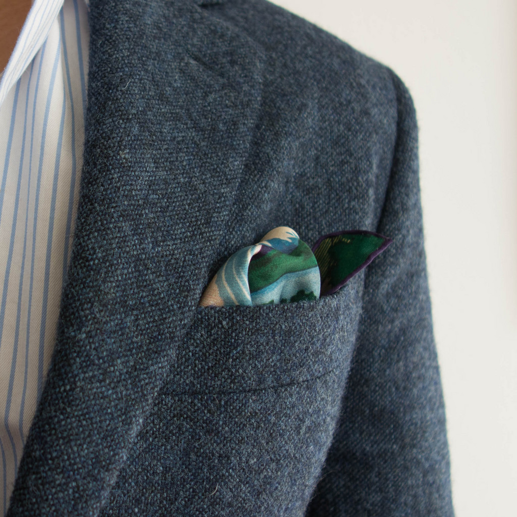 pocket square guide