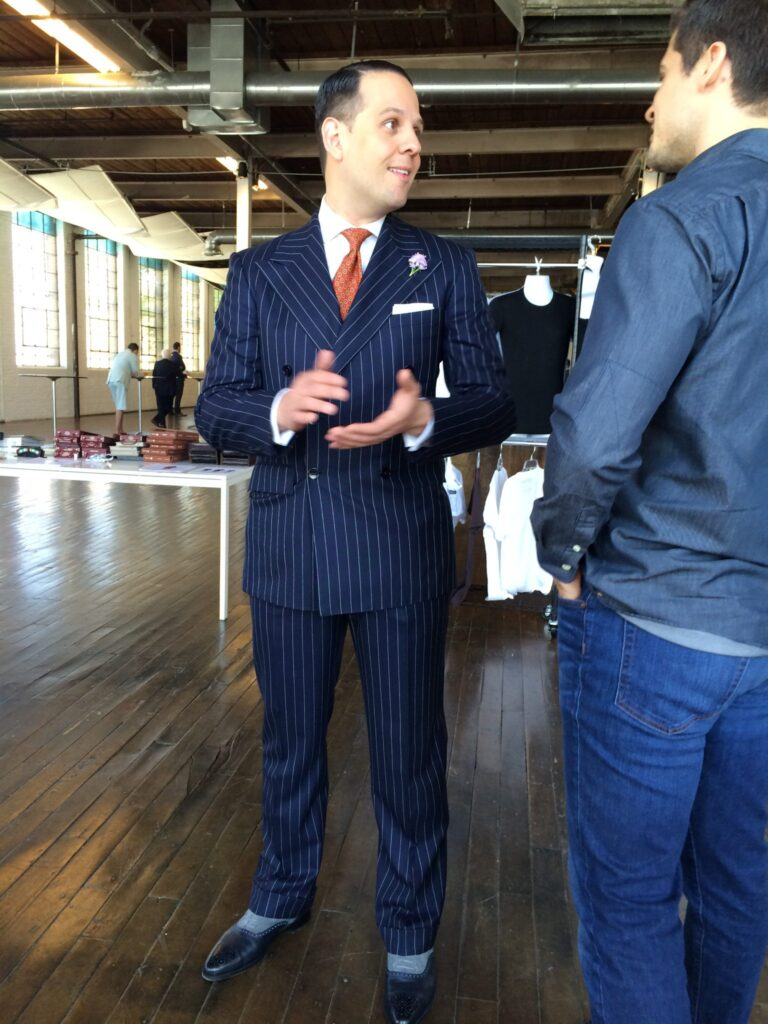 Raphael - Gentleman's Gazette - 9 ways Pitti Uomo Can Improve Your Personal Style