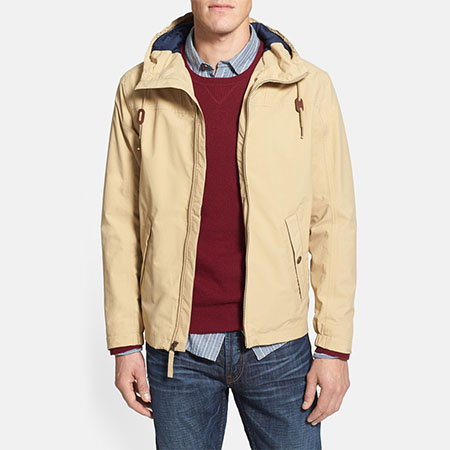 timberland jacket - fathers day gift guide 2015