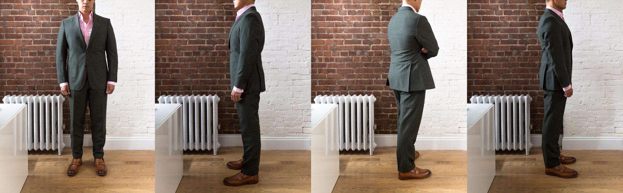 MTM Showdown: Unboxing The Oliver Wicks Suit