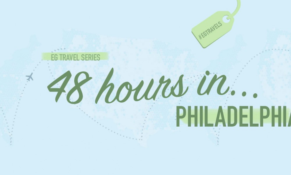 48 hours in Philadelphia - Effortless Gent
