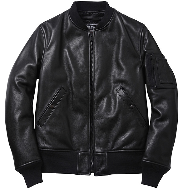 5ece3d897 The Ultimate Guide To Buying A Leather Jacket - Effortless Gent
