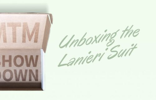 MTM Showdown: Unboxing The Lanieri Suit