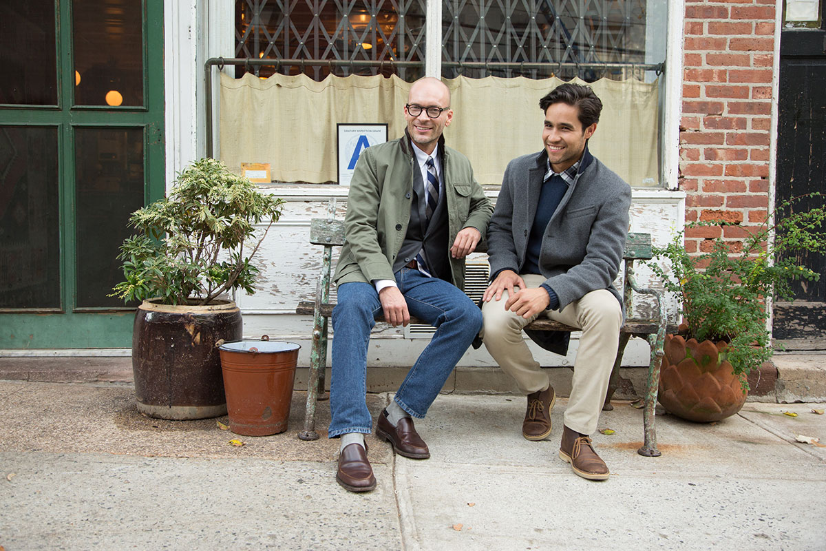 Striking The Right Proportions: Great Clothes For The Shorter Guy