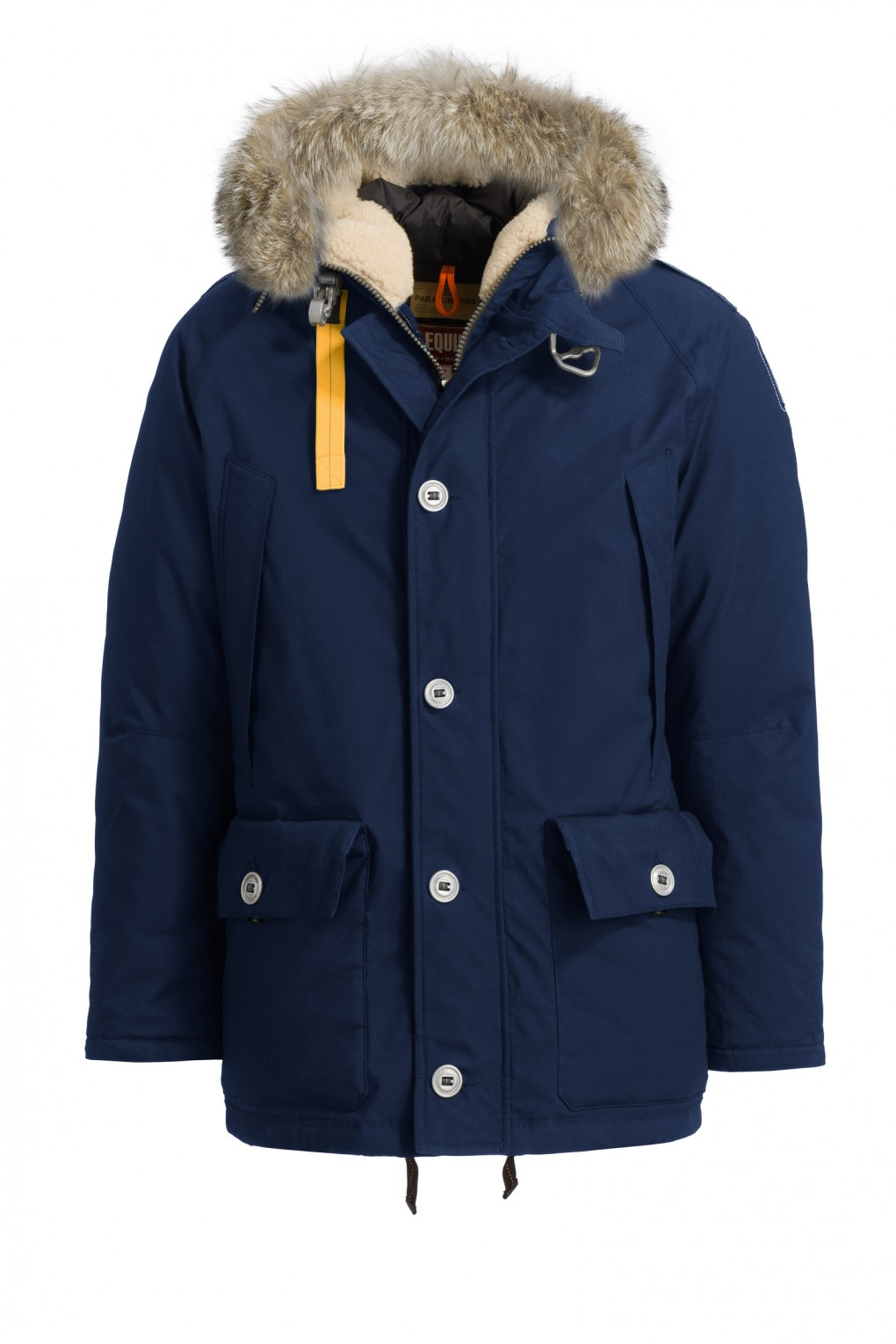 parajumpers inuit parka on effortless gent