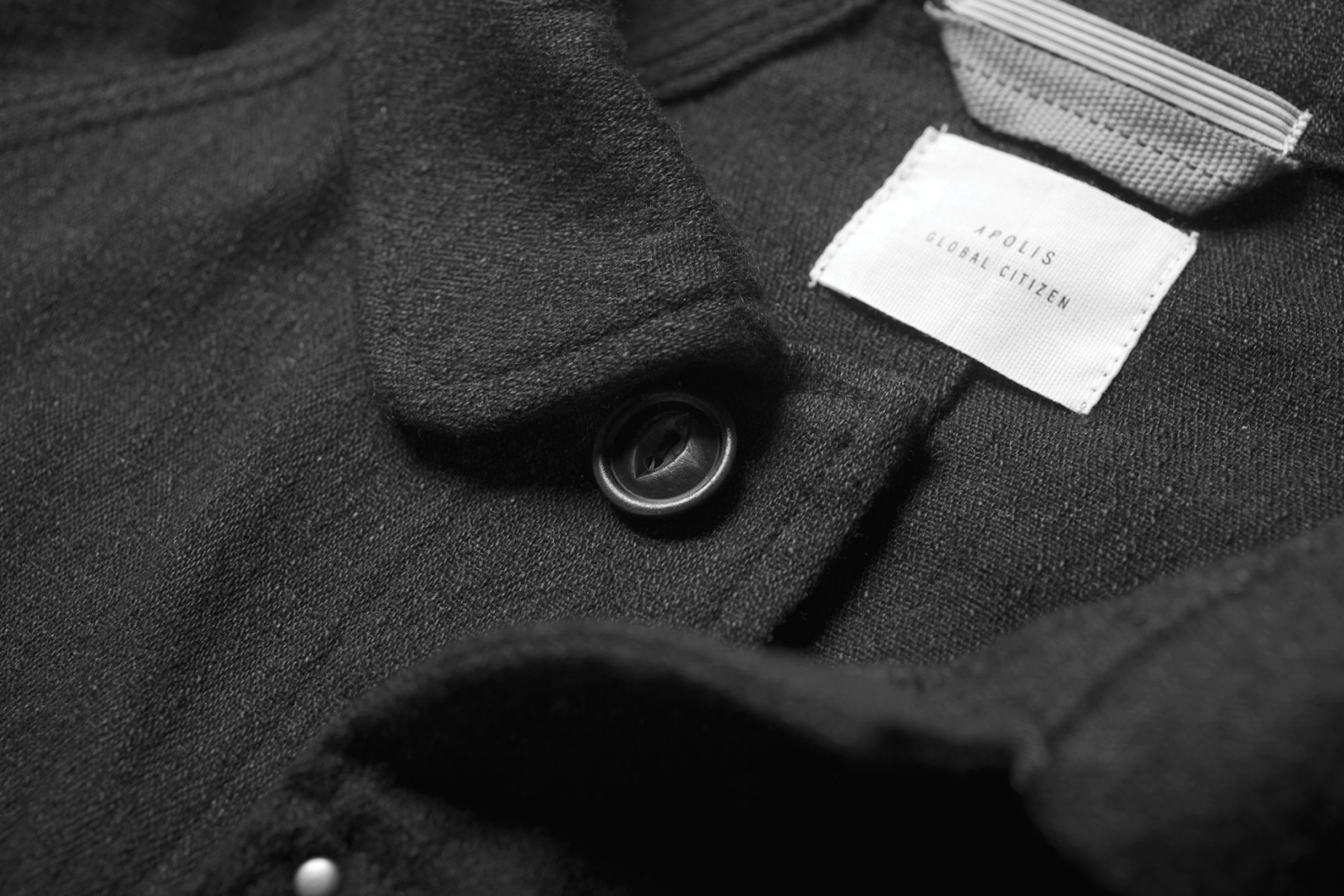 In the know apolis chore coat on effortless gent