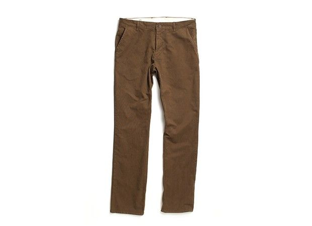 Apolis Standard Issue Utility Chino on Effortless Gent