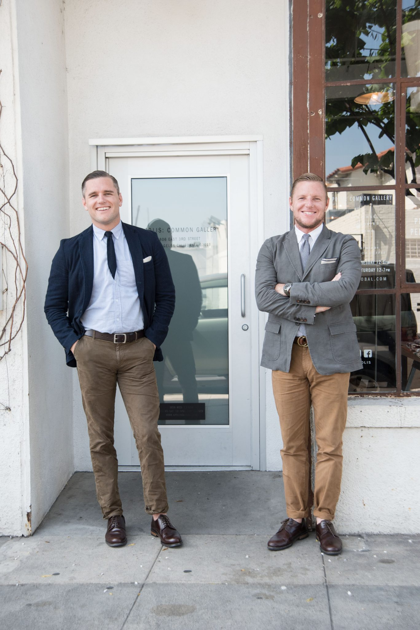 In The Know: Apolis on Effortless Gent