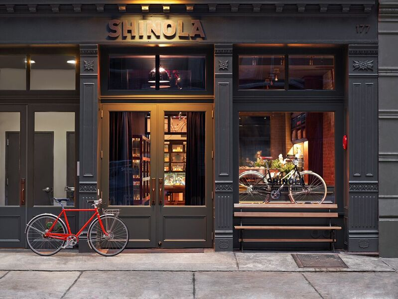 In The Know: Shinola