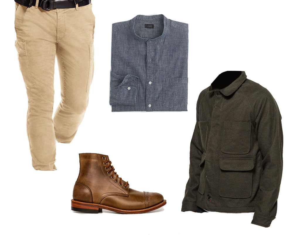 Smart Casual for Construction Sites