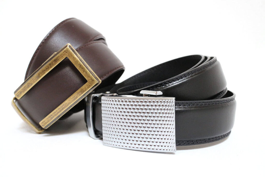 anson belt & buckle leather belts for men