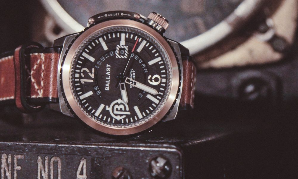 WIN THIS: The Ballast Trafalgar Automatic Watch