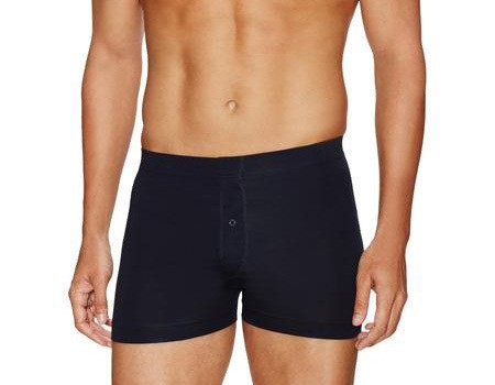 Tani SwissTouch Cotton Slim Button Boxer
