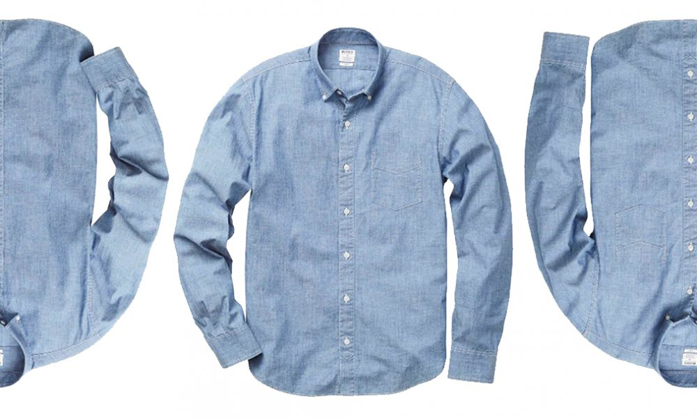c66c8dc7bc561 Five Ways to Wear One  The Chambray Shirt · Effortless Gent