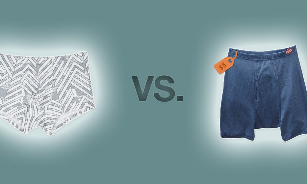 $5 vs $50 Underwear: What's the difference?