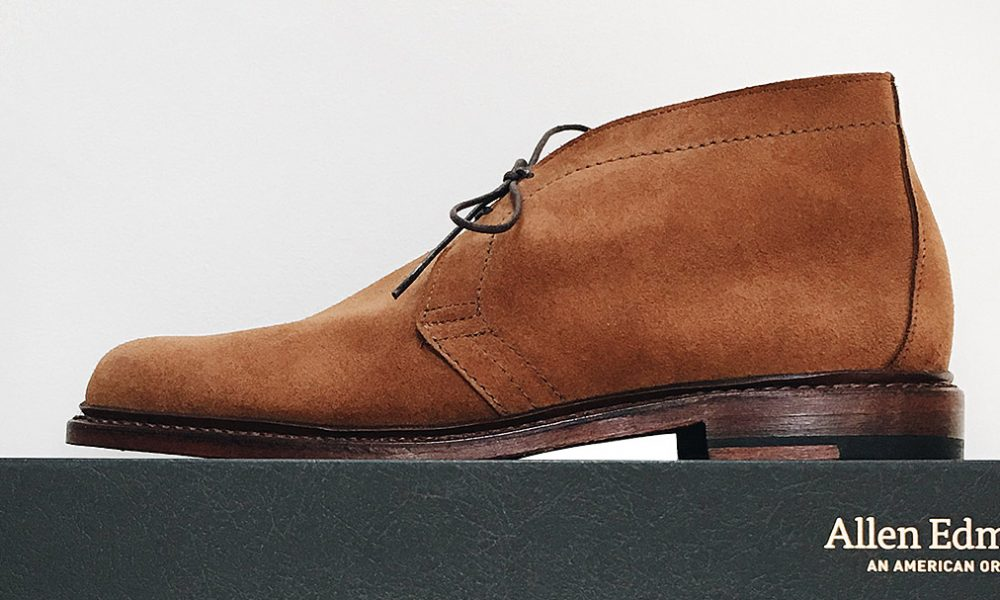 The Must-Have, Versatile Chukka To Add To Your Wardrobe Today