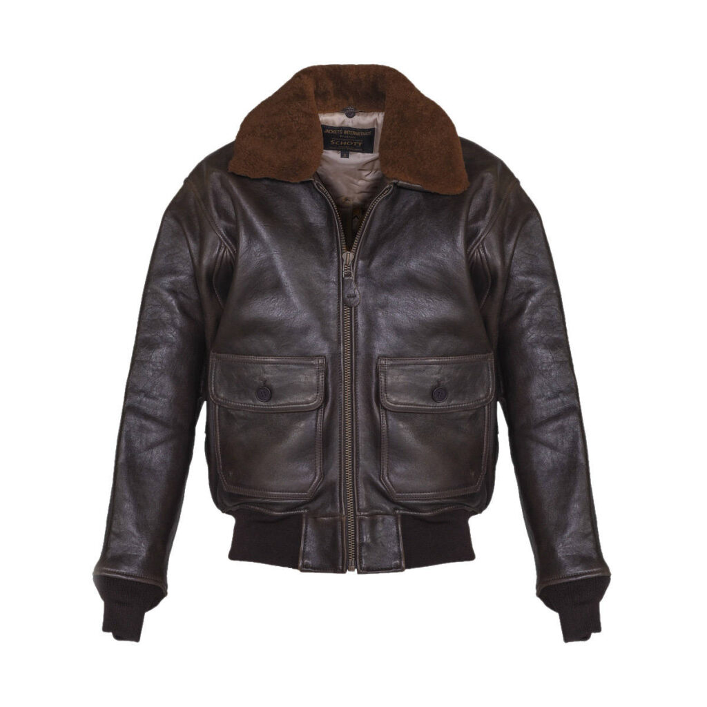leatherbomber