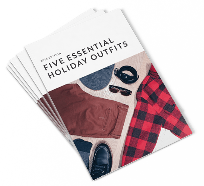 Five Essential Holiday Outfits