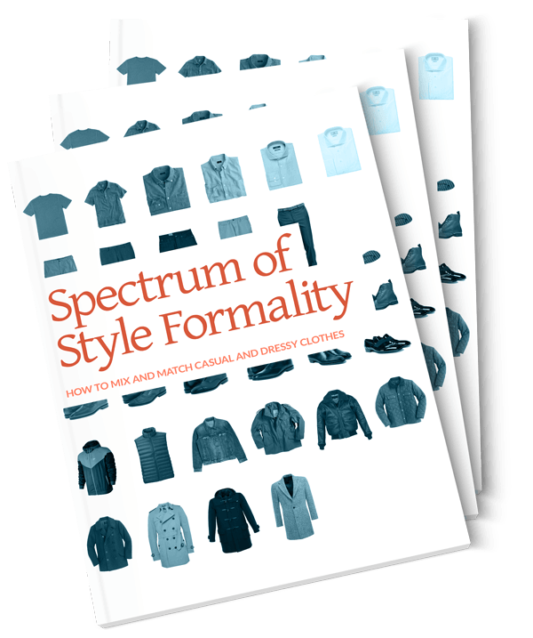 spectrum of style formality download