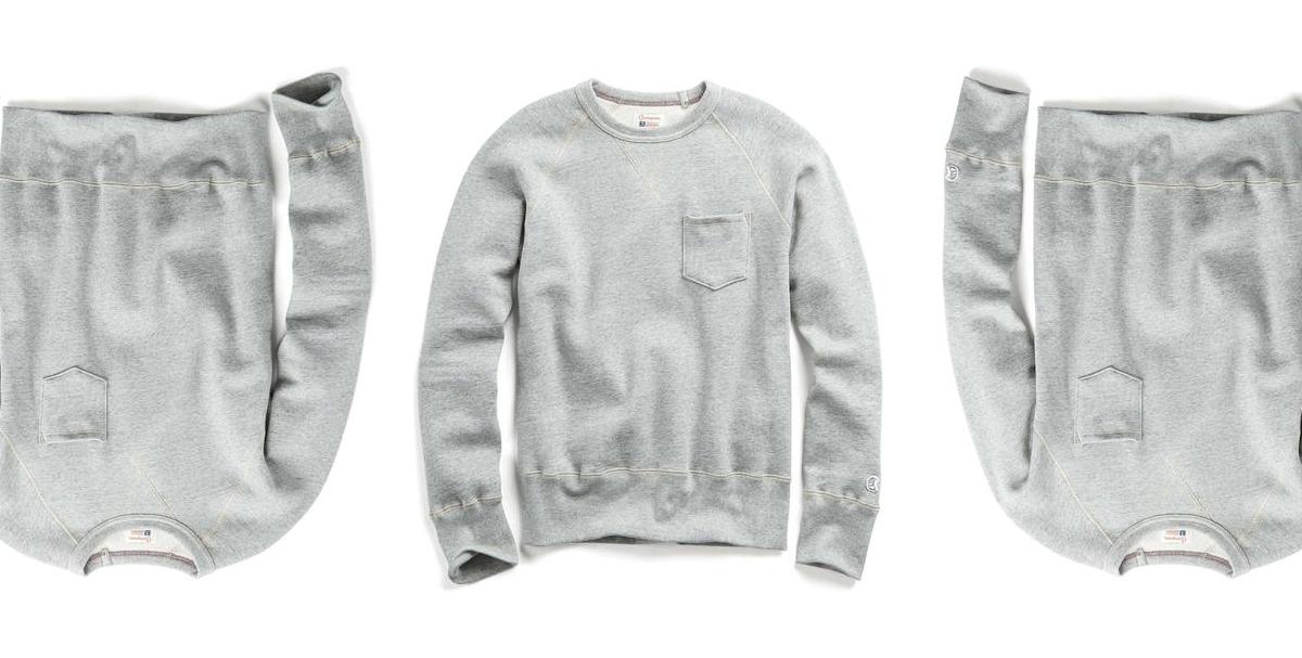 056fad9e98f Five Ways to Wear One  Crewneck Sweatshirt · Effortless Gent