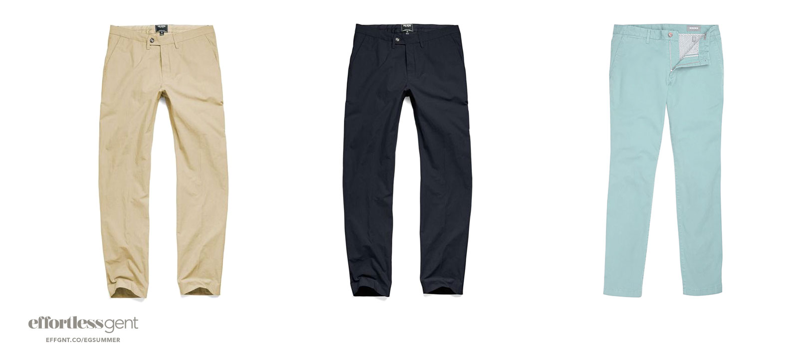 chinos - the best mens chinos