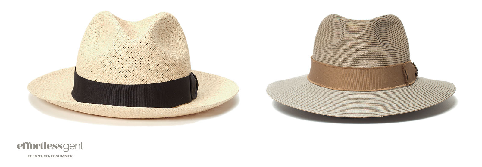 mens summer hats and fedoras