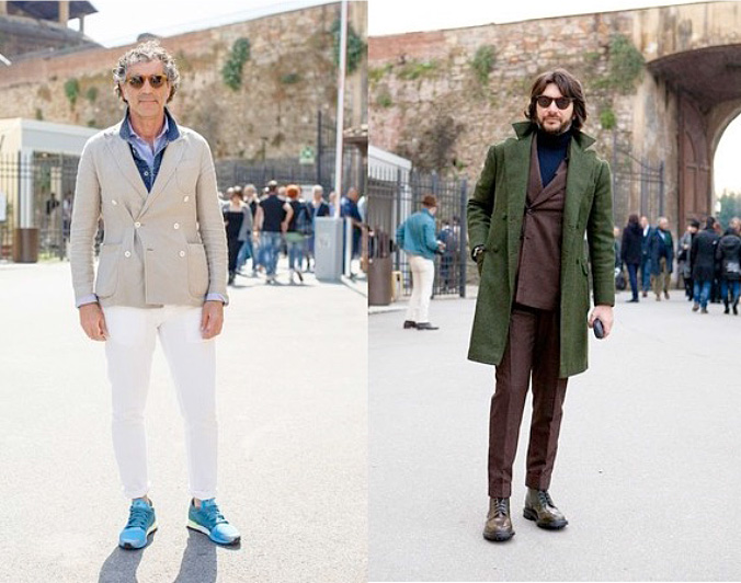 layering in summertime lightweight layers and colors vs layering in wintertime with heavy layers and dark colors