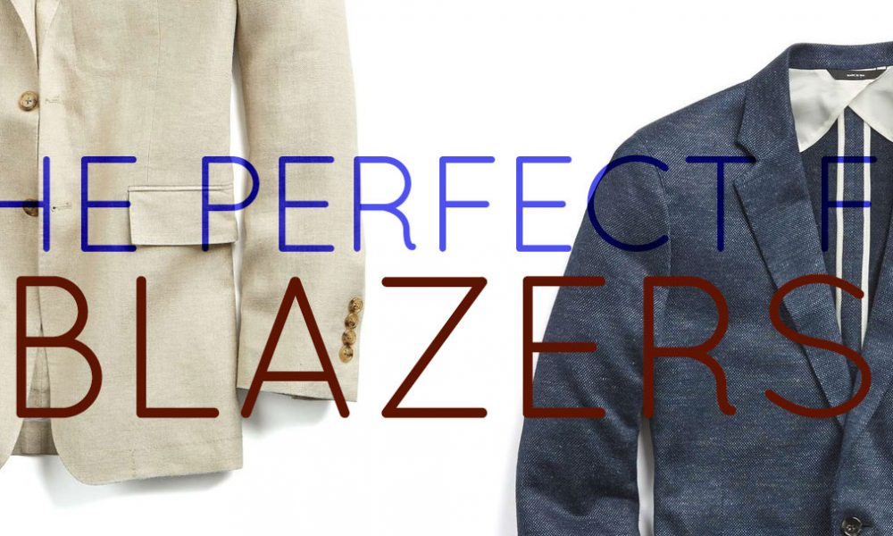 the perfect fit - sport coats blazers