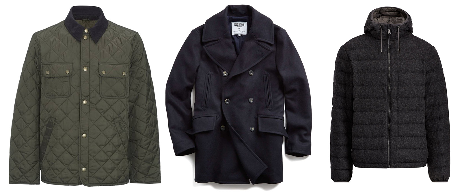 men's winter fashion outerwear
