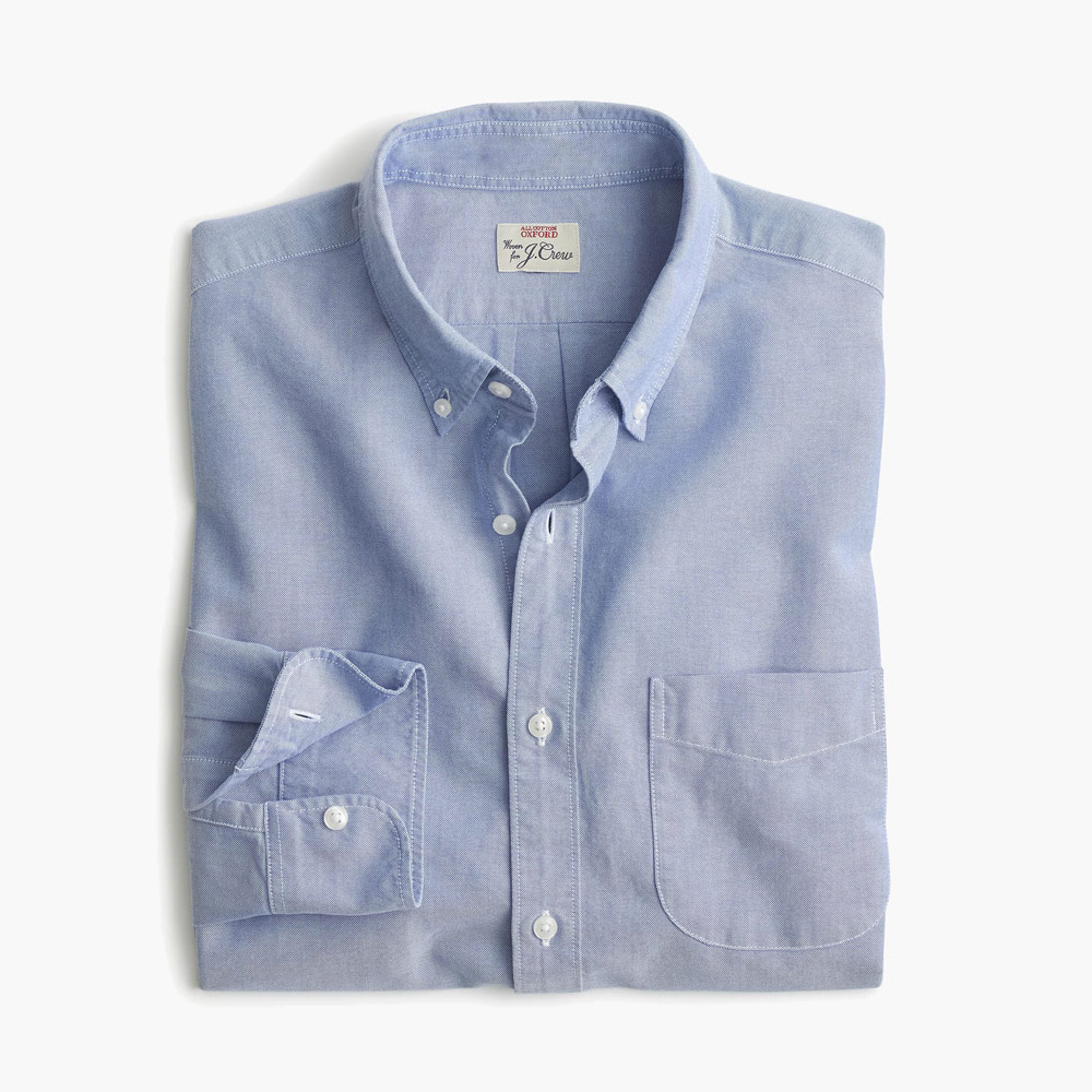 Men's Oxford Shirts from J.Crew