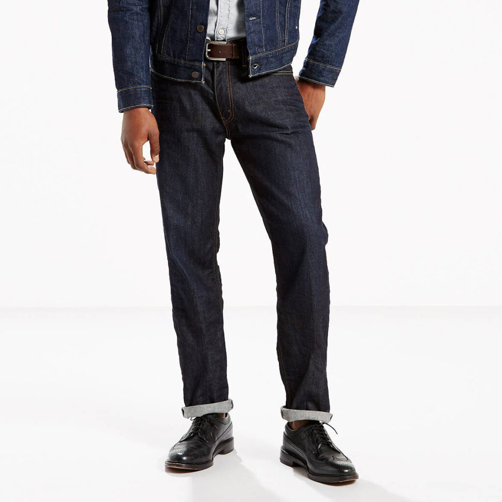 Levi's 541 Athletic Taper Jeans