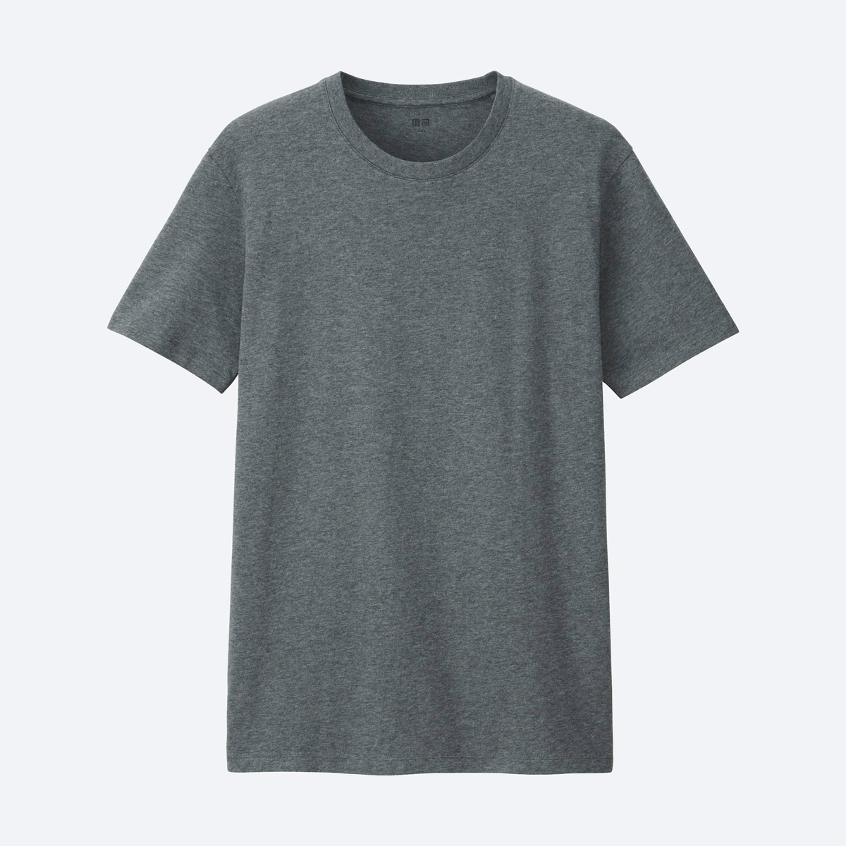 Uniqlo Supima Cotton Crew Neck T-Shirt