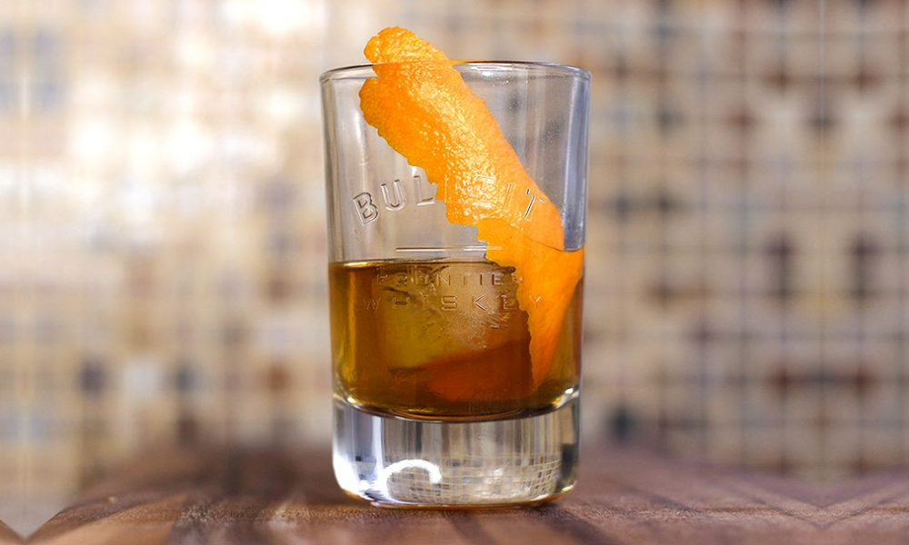 Enjoy The Party How To Make Old Fashioneds Ahead Of Time Effortless Gent